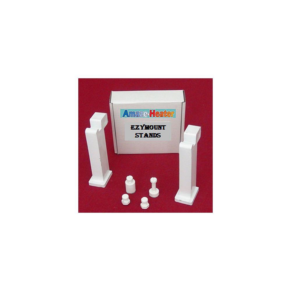 Amaze Heater Ezy Mont (pas de forage) système de montage pour Amaze Heater 600W