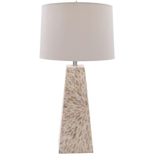 Kiani 31.1 x 15.4 x 15.4 Lampe de Table