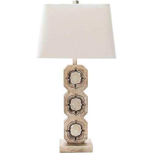 Sonoda 30.5 x 15.5 x 10 Lampe de Table
