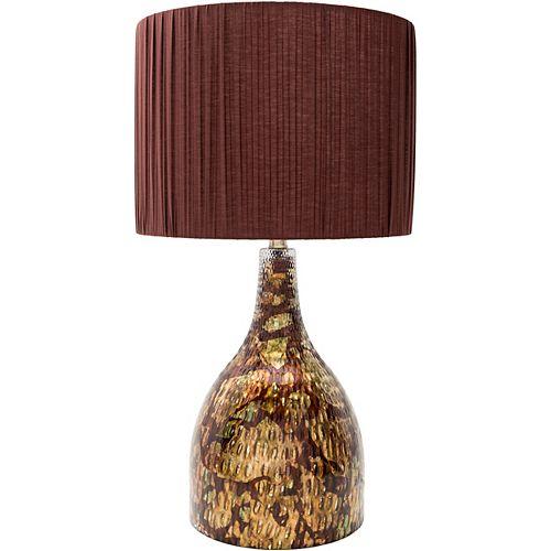 Dering 29 x 15 x 15 Lampe de Table