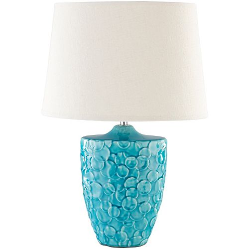Tihanyi19.75 x 8 x 13.5 Lampe de Table