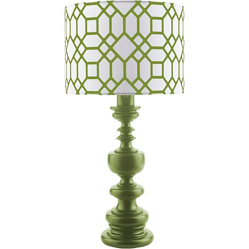 Wallace 28.5 x 14 x 14 Lampe de Table
