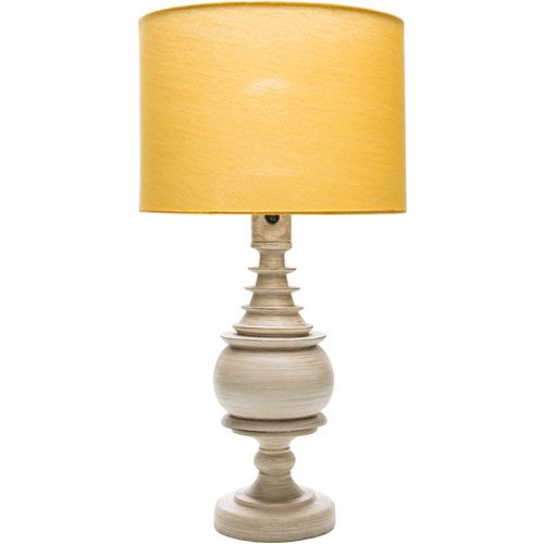 Abraham 26.5 x 14 x 14 Lampe de Table