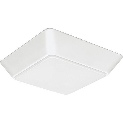 Lithonia Lighting Le luminaire à encastrer DEL Versi Lite de 13 po avec un diffuseur en acrylique blanc mat- ENERGY STAR®