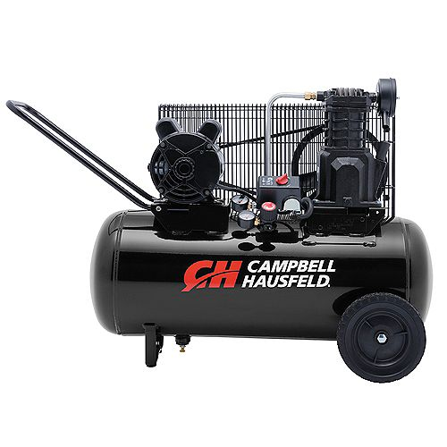 Campbell Hausfeld 15 Gallon, 5.5CFM 2HP 120/240V 1PH Portable Air Compressor