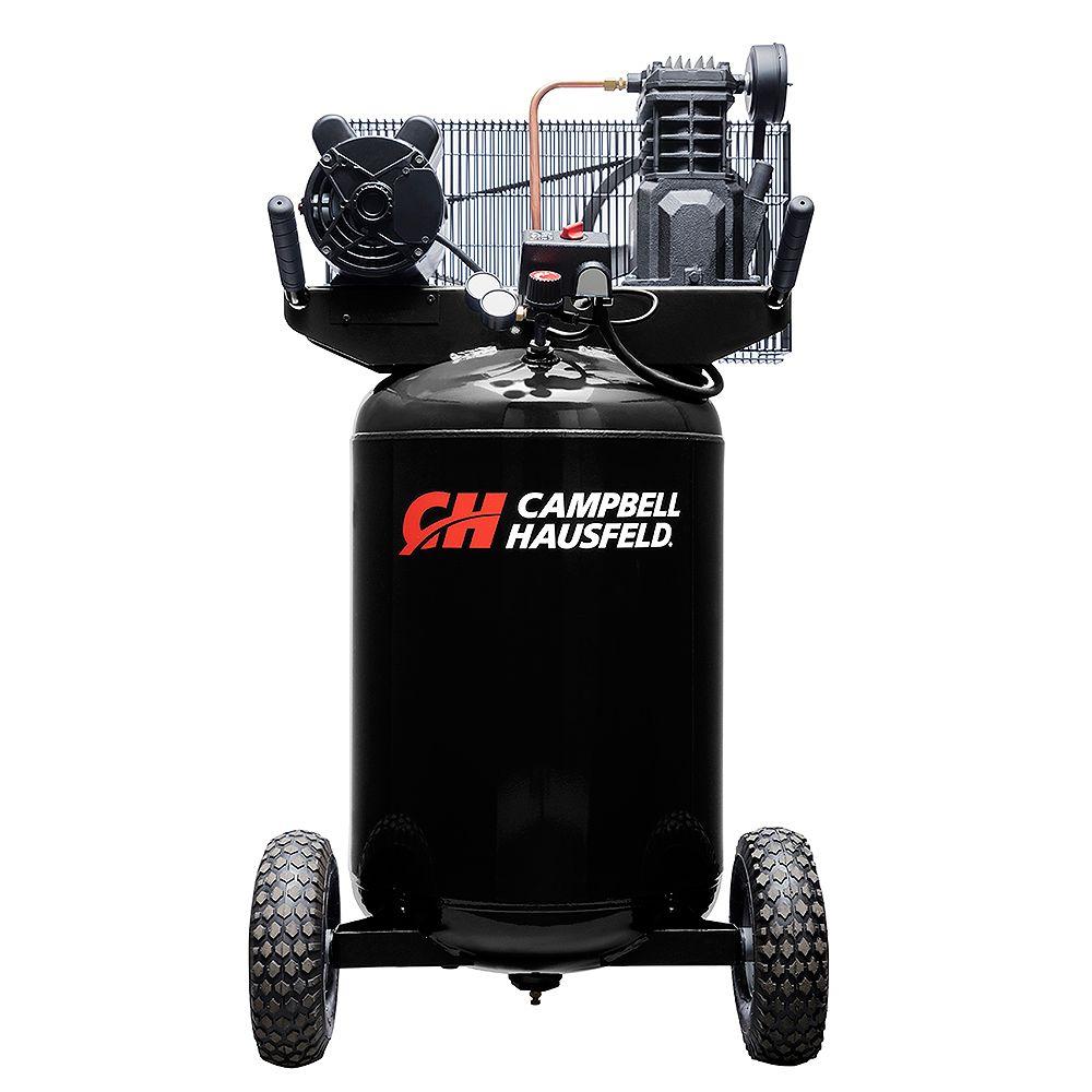 Campbell Hausfeld Campbell Hausfeld Compresseur d'air de portable113,55 litres 5.5CFM 2HP 120/240V 1PH (VT6367)