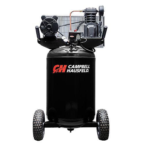 Campbell Hausfeld 2 HP 113.5L 90 PSI Portable Air Compressor