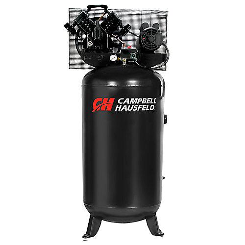 Campbell Hausfeld Compresseur d'air de 302,80 litres 16CFM 5HP 208-230V 1PH (CE4104)