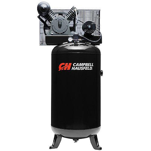 Campbell Hausfeld Air Compressor, 80 Gallon   14CFM 5HP 208-230V 3PH (CE3001)