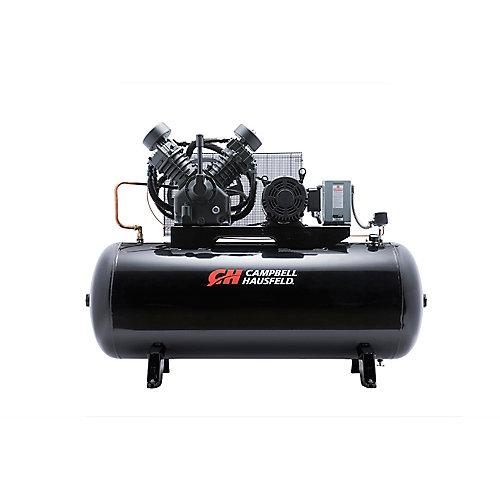Campbell Hausfeld Compresseur d'air de 454,20 litres 36CFM 10HP 208-230/460V 3PH (CE8001)