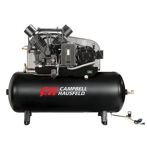 Campbell Hausfeld Campbell Hausfeld Compresseur d'air de 454,20 litres 52.4CFM 15HP 208-230/460V 3PH (CE8003)