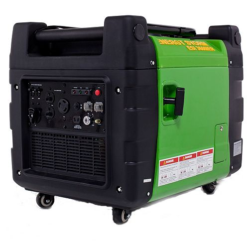 Energy Storm 3300W 270cc Gas Powered Remote/Electric Start Digital Inverter Generator with Key Fob