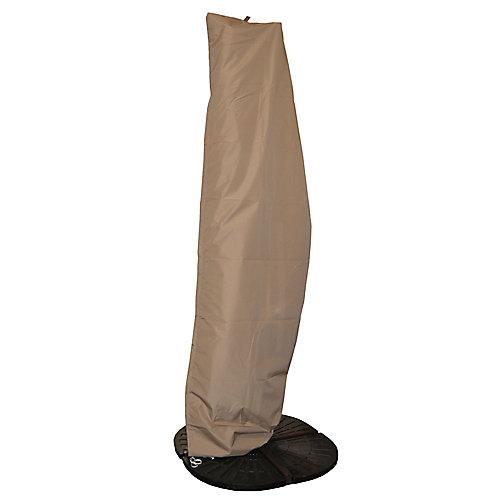 Housse d'hiver pour parasol en porte à faux de 3 m (10 pi) à 4 m (13 pi)