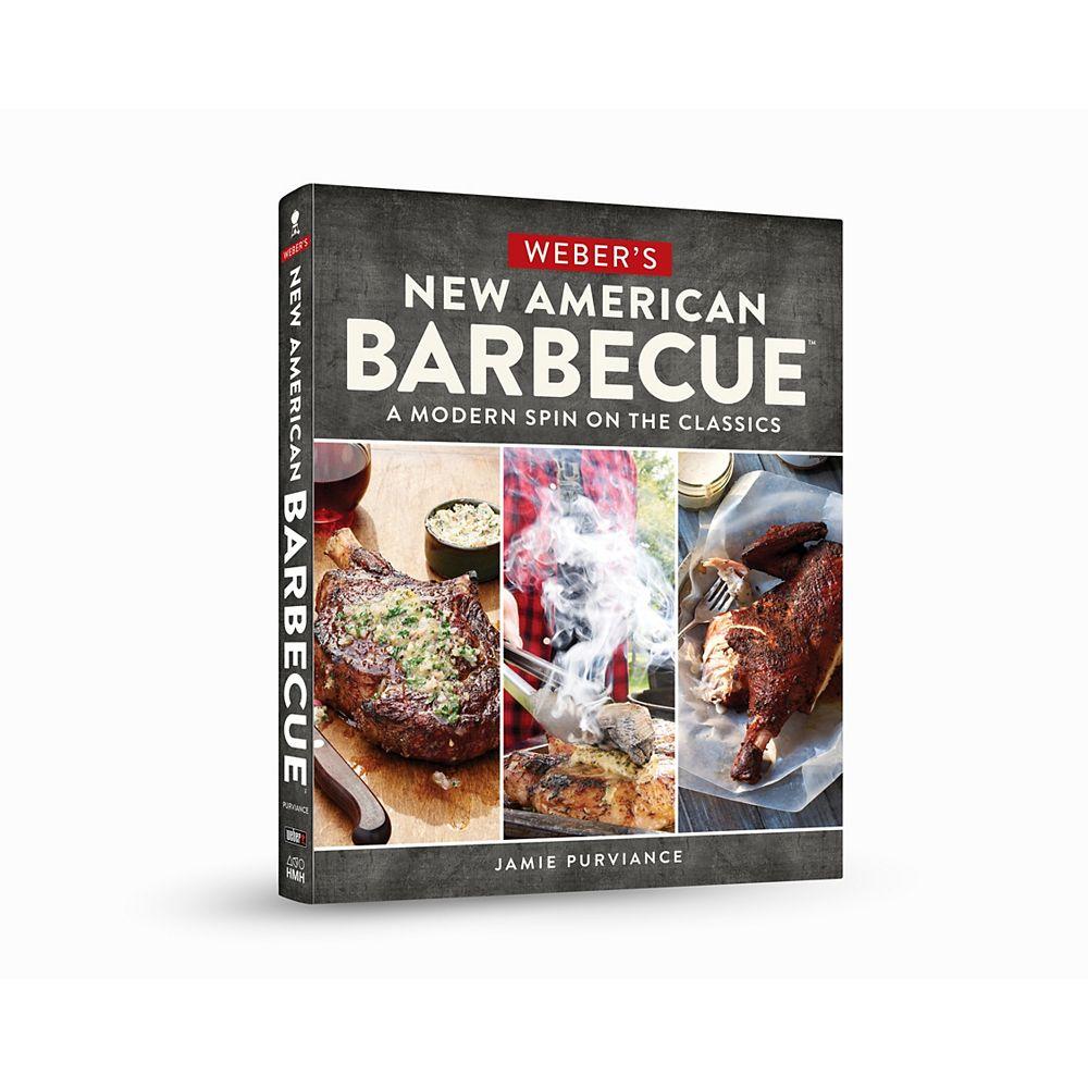 Weber New American Barbecue Cookbook
