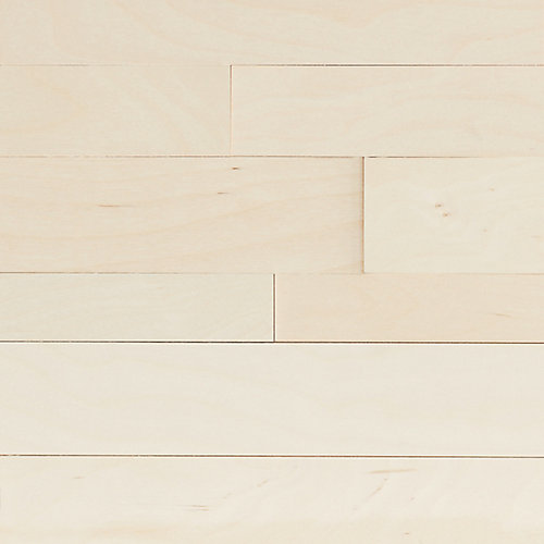 Birch engineered Vancouver (unfinished) wall panels 22,0 sq.feet