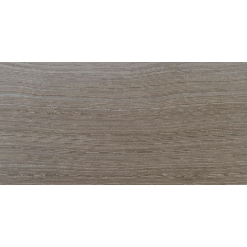 MSI Stone ULC Eramosa Silver 12-inch x 24-inch Glazed Porcelain Floor and Wall Tile (12 sq. ft. / case)