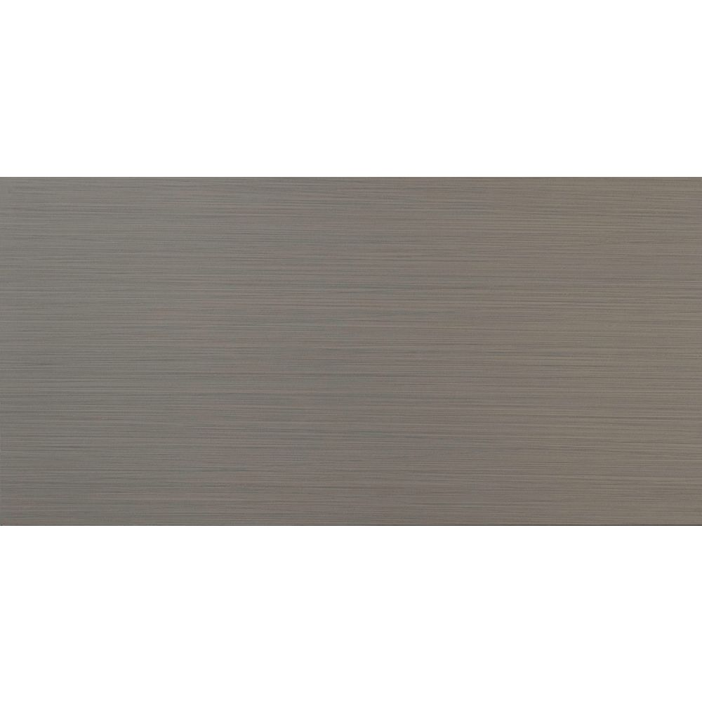 MSI Stone ULC Metro Glacier 12-inch x 24-inch Glazed Porcelain Floor and Wall Tile (16 sq. ft. / case)