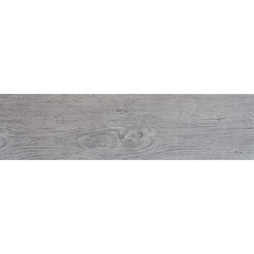 Carreaux de céramique vernissée pour planchers et murs Sonoma Driftwood de 6 po x 24 po (14 pi ca/boîte)