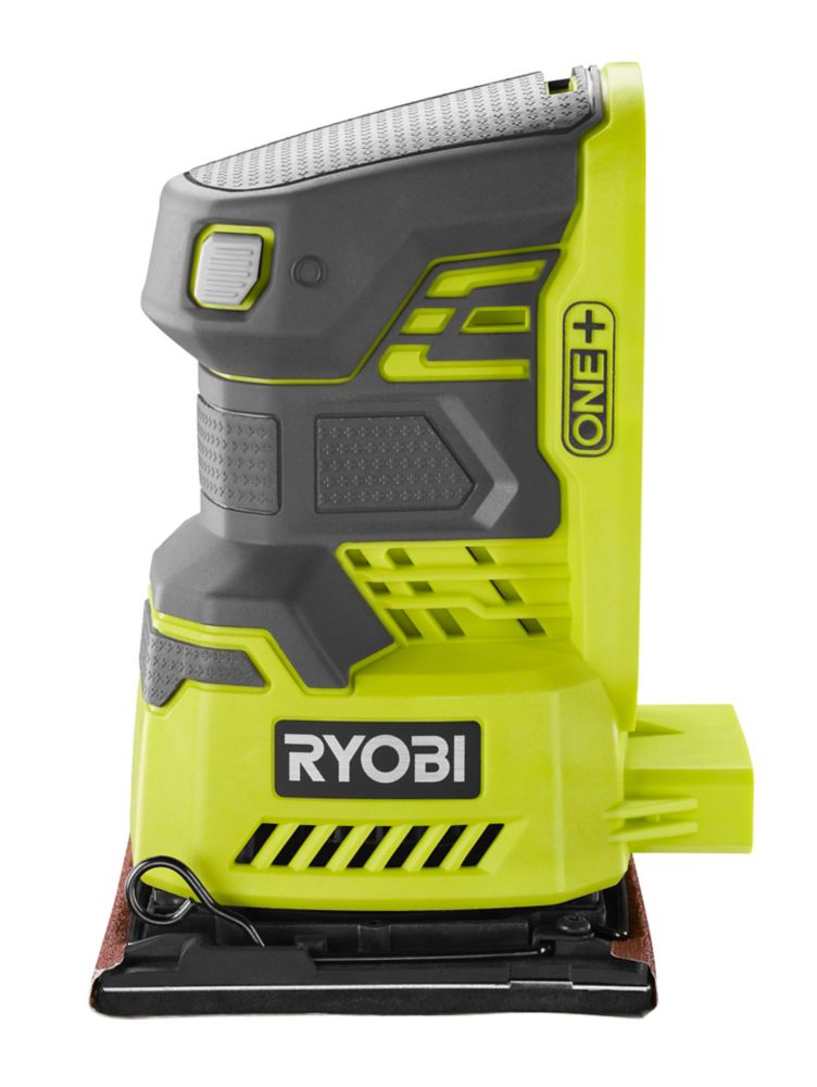 Ryobi P440 18V ONE+ Cordless 1/4 Sheet Sander (Tool Only)