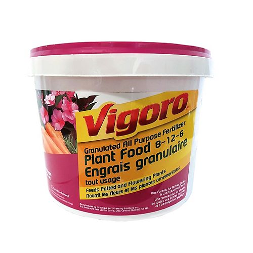 8-12-6 All Purpose Granular Fertilizer
