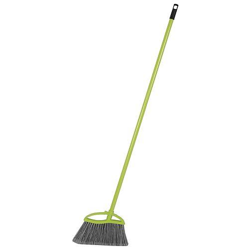 FOB12 Steel Handle Garden Broom