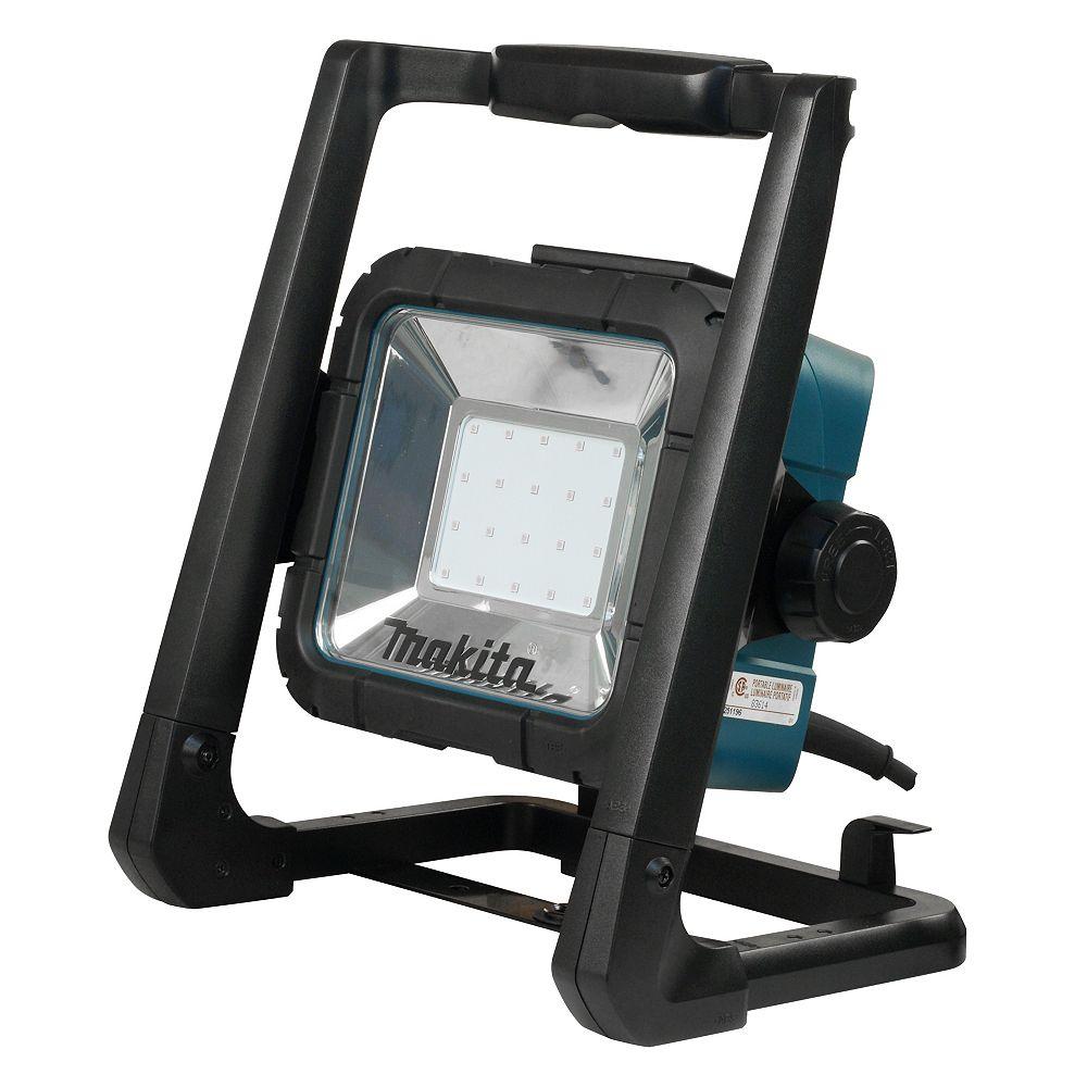 MAKITA AC (120V) / DC (18V Li-Ion) Porable Worklight