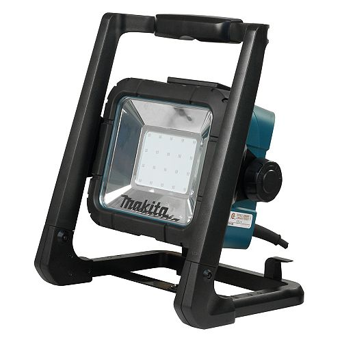 AC (120V) / DC (18V Li-Ion) Porable Worklight