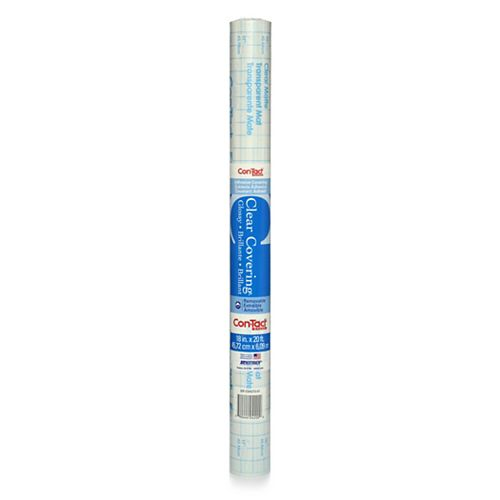 Adhesive Clear 18 inch x 20 ft