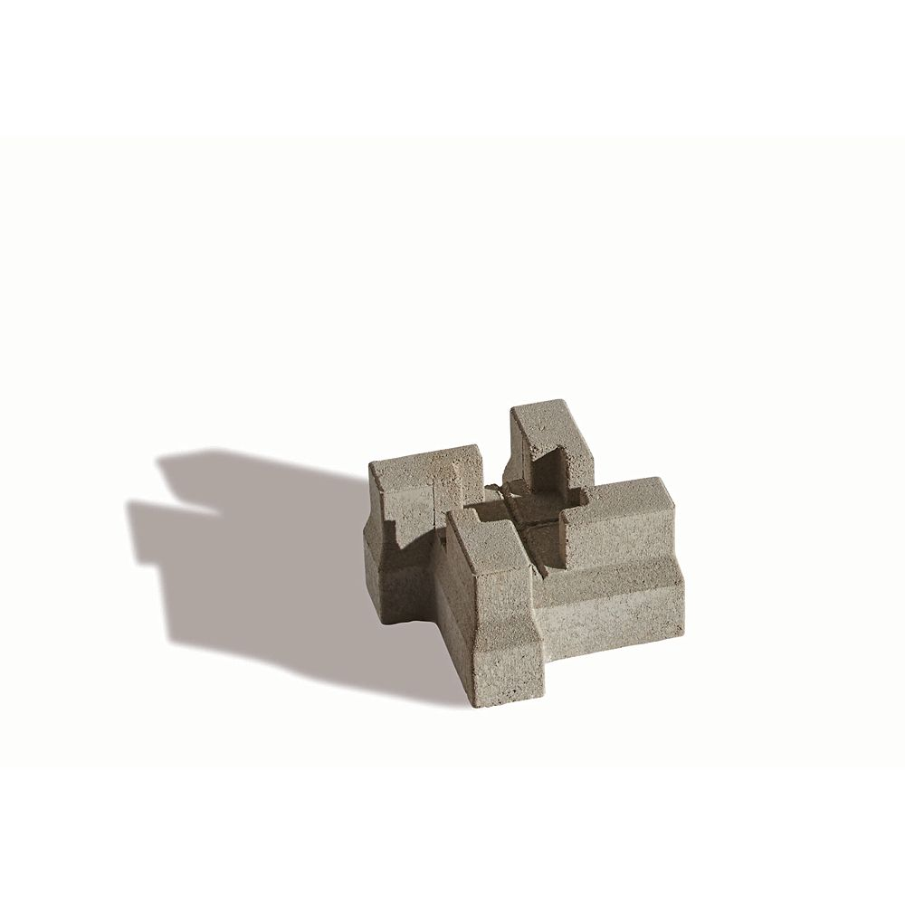 Oldcastle Dek Block Opti Natural