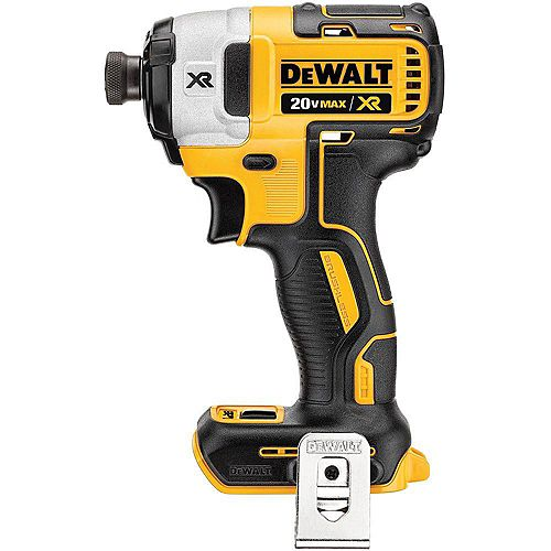 20V MAX XR Lithium-Ion Cordless Brushless 3-Speed 1/4-inch Impact Driver (Tool-Only)