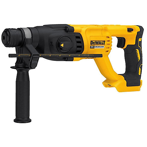 20V MAX XR Li-Ion 1-inch Cordless SDS-plus Brushless D-Handle Concrete/Masonry Rotary Hammer (Tool-Only)