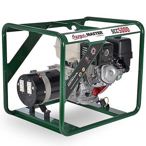 SCC5000 5000W Generator with Honda GX270 Engine