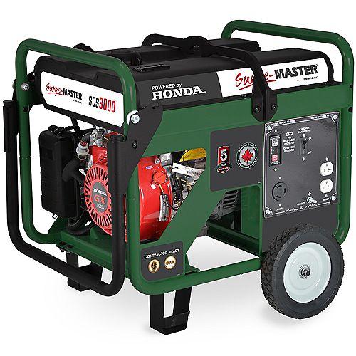 SCS3000 2500W Generator with Honda GX160 Engine