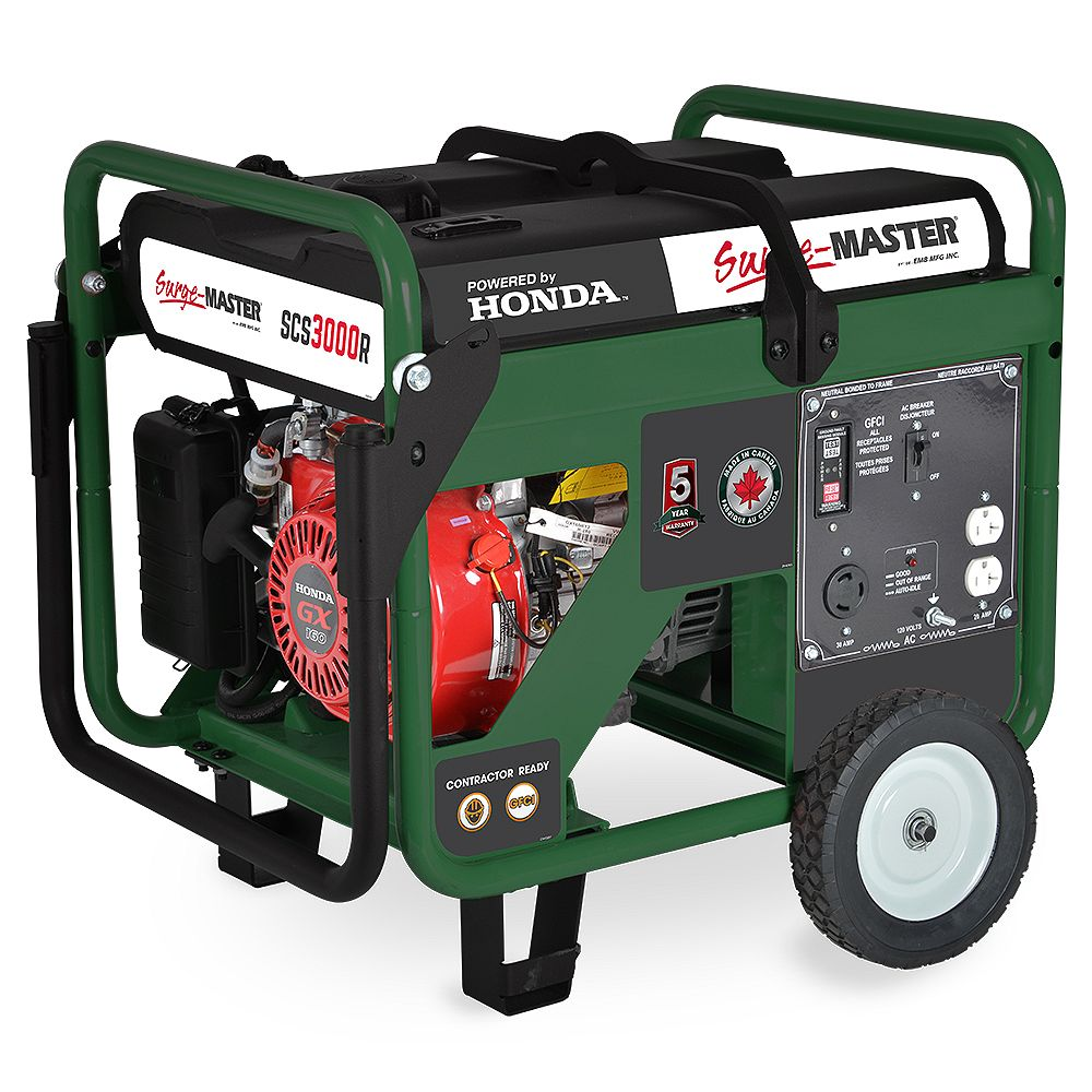 Surge Master Générateur au gaz Surge-Master  SCS3000R