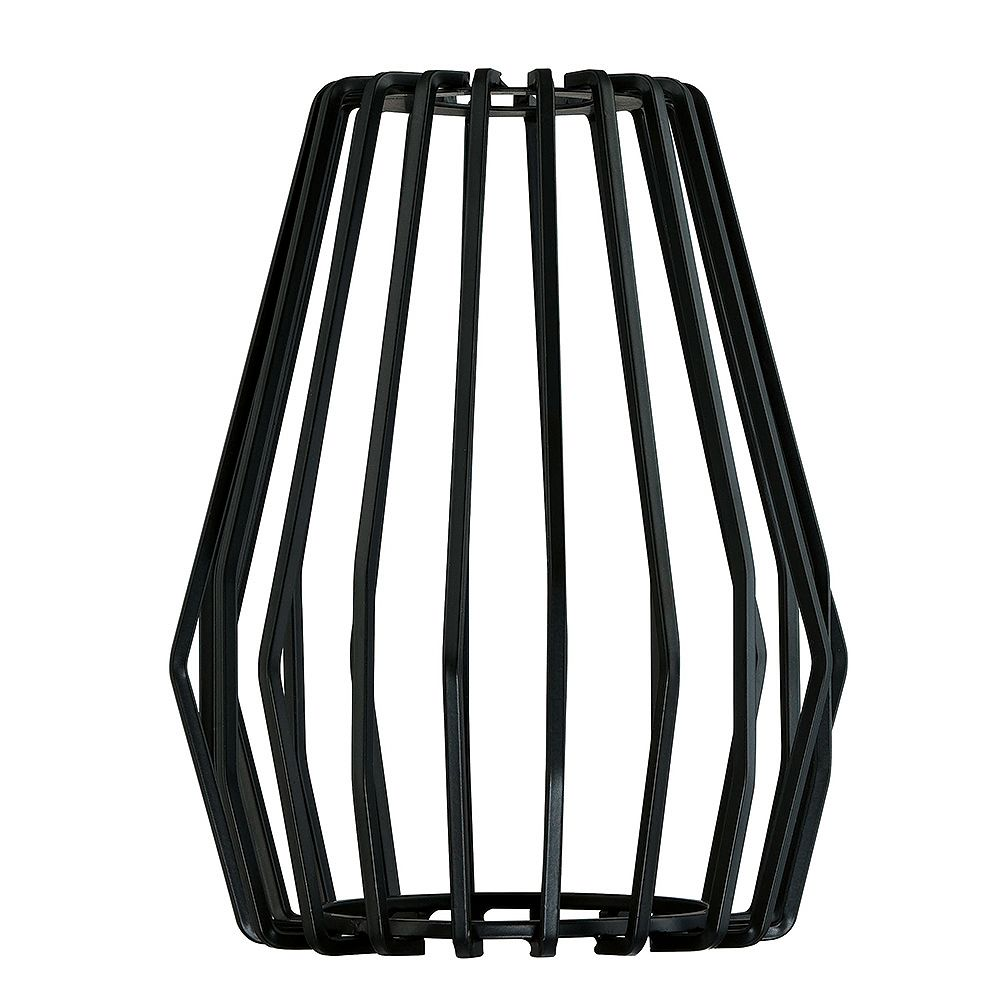 Westinghouse Matt Black Vintage Cage