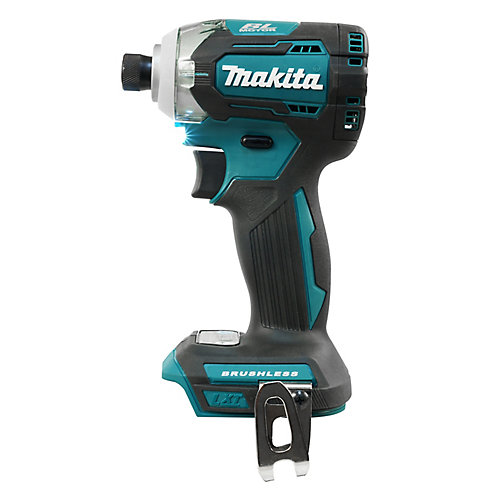 1/4 Inch Cordless Impact Driver with Brushless Motor (Tool Only)