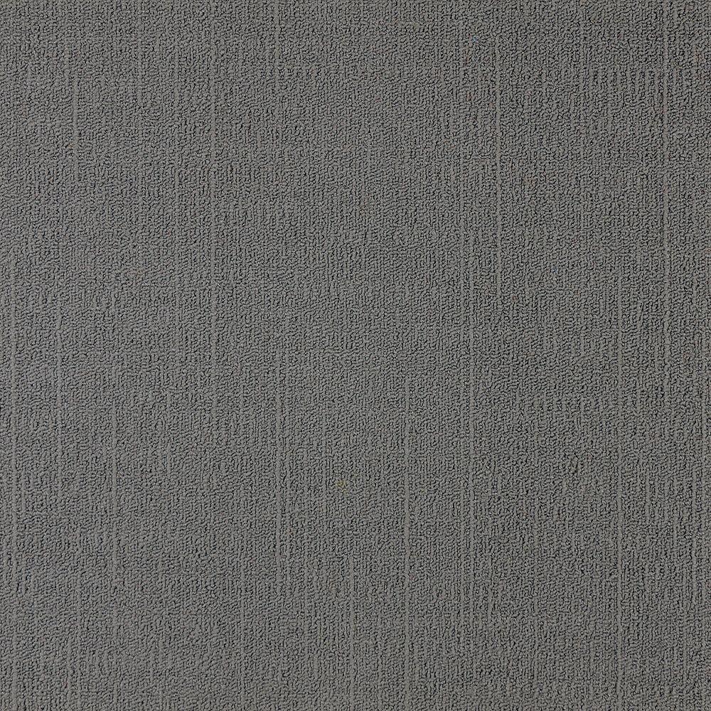 Astella Reed Grey Modular Carpet Tile (21.53 sq. ft. / case)