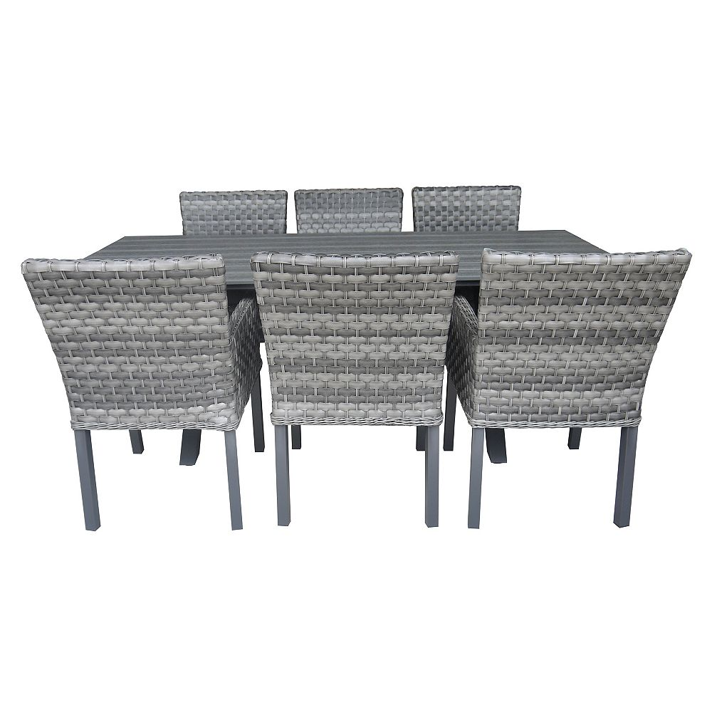 Henryka 7-Piece Patio Dining Set