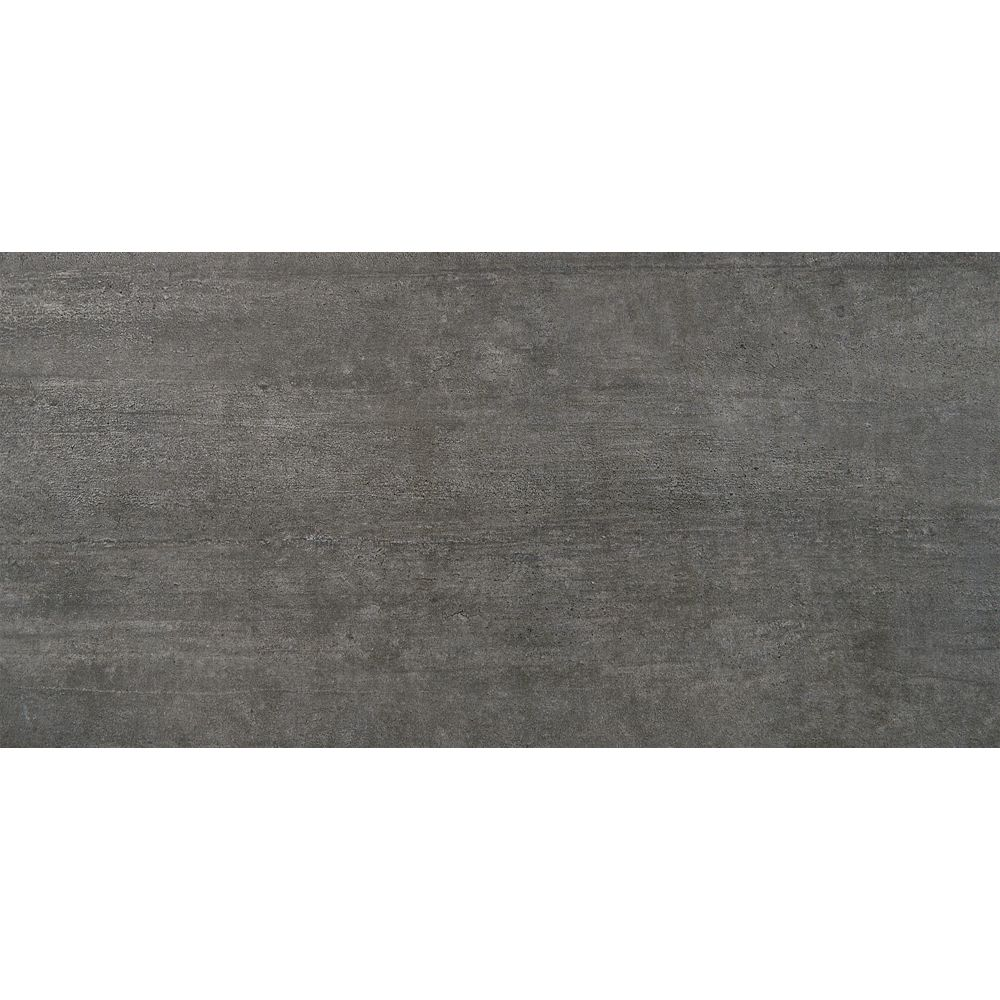 MSI Stone ULC Metropolis Grey 12-inch x 24-inch Glazed Porcelain Floor and Wall Tile (14 sq. ft. / case)