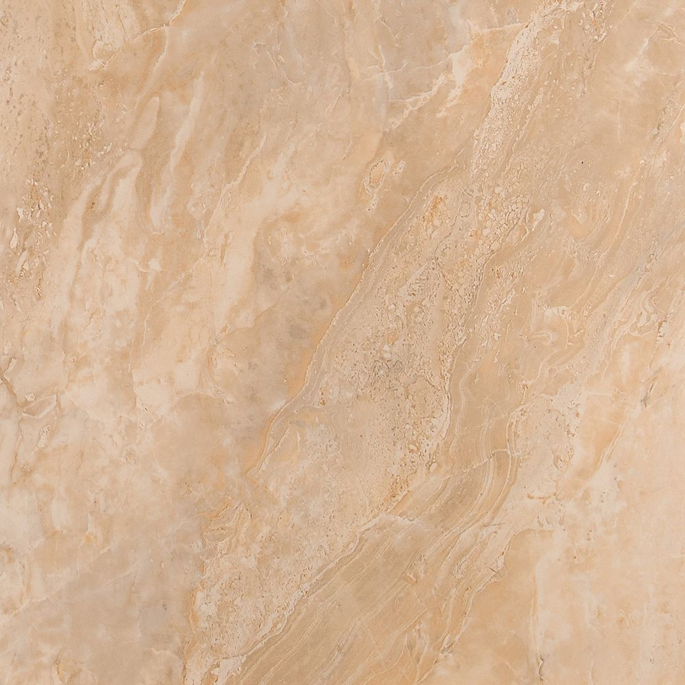 MSI Stone ULC Onyx Sand 12-inch x 12-inch Glazed Porcelain Floor and Wall Tile (12 sq. ft. / case)