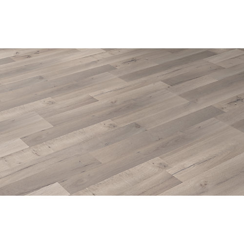 8mm Thick Laminate Flooring in Silver Oak (20.11 sq. ft./Case)
