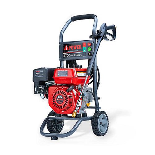 A-Power APW2700 2700 PSI 2,3 GPM Laveuse OHV moteur Pression Axial Cam Gas Pump