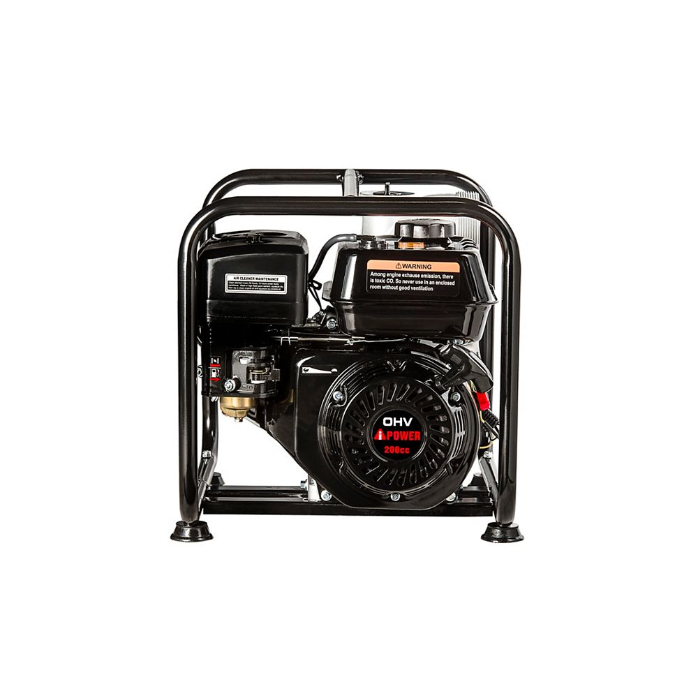 A-i Power Pompe à eau à gaz