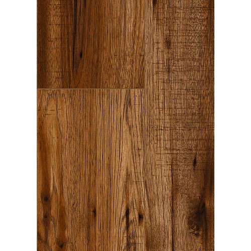 12mm Goldwyn Hickory Laminate Flooring (Sample)