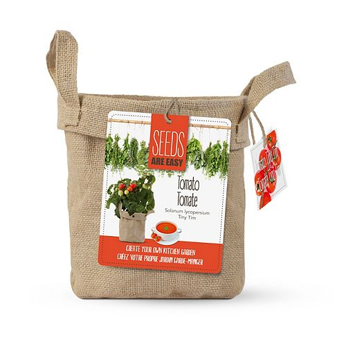 Seeds Are Easy - Tomato Tiny Tim