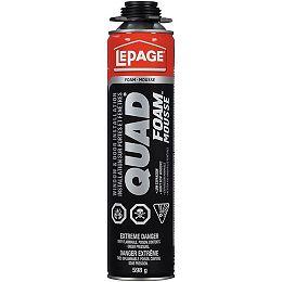 LePage Quad Foam, 600 ml