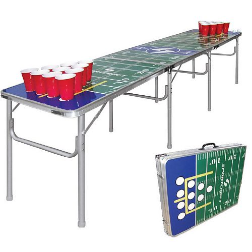 Portable Pong Toss Table