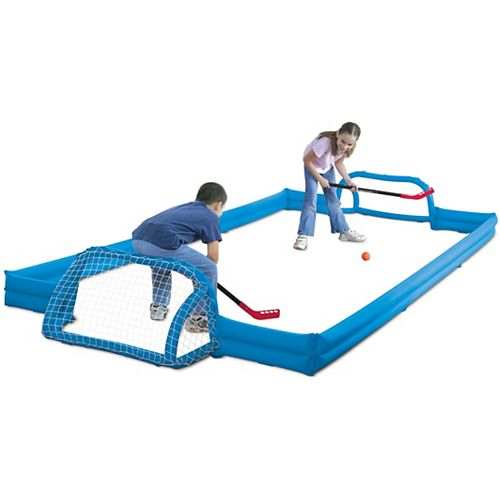 Inflatable Hockey Zone