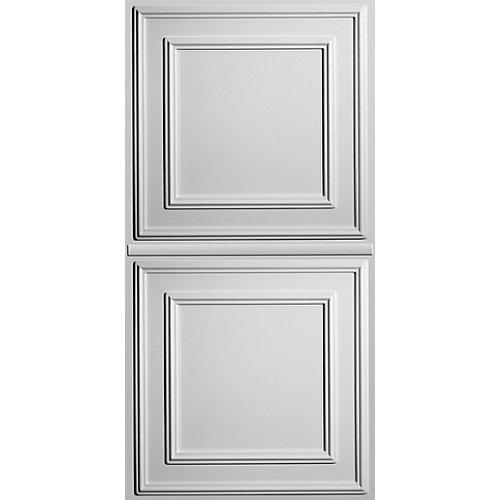 Cambridge White 2 Feet x 4 Feet Lay- Inch Ceiling Panel