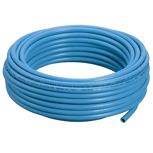 1/2 inch x 50 ft. Blu-Lock Pipe